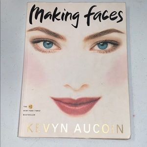 Making Faces by Kevyn Aucoin Book